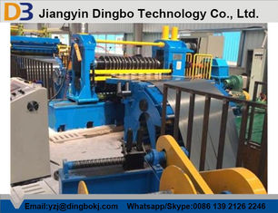 380V / 50HZ Steel Slitting Lines Machine for Zinc-plating Roll Sheet