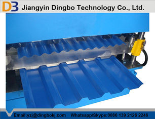 Double layer roll forming machine  standard of South Africa IBR & Corrugated roll forming machine