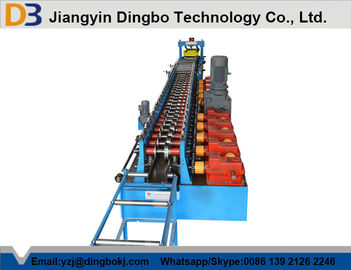 Large Production Capacity Steel Door Frame Roll Forming Machine CE And ISO Certification